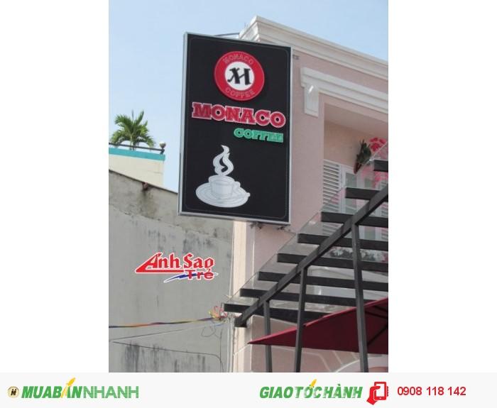Hãy đến với Ánh Sao Trẻ để chúng tôi có thể giúp bạn thi công những bảng hiệu bắt mắt với chi phí và dịch vụ tối ưu nhất., 3
