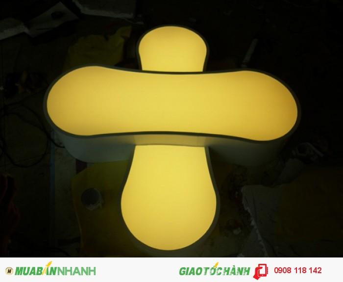 Báo giá làm hộp đèn quảng cáo Alu giá rẻ