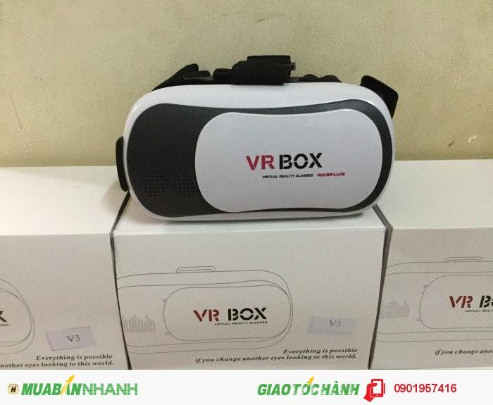 Bán kính thực tế ảo VR Box 2