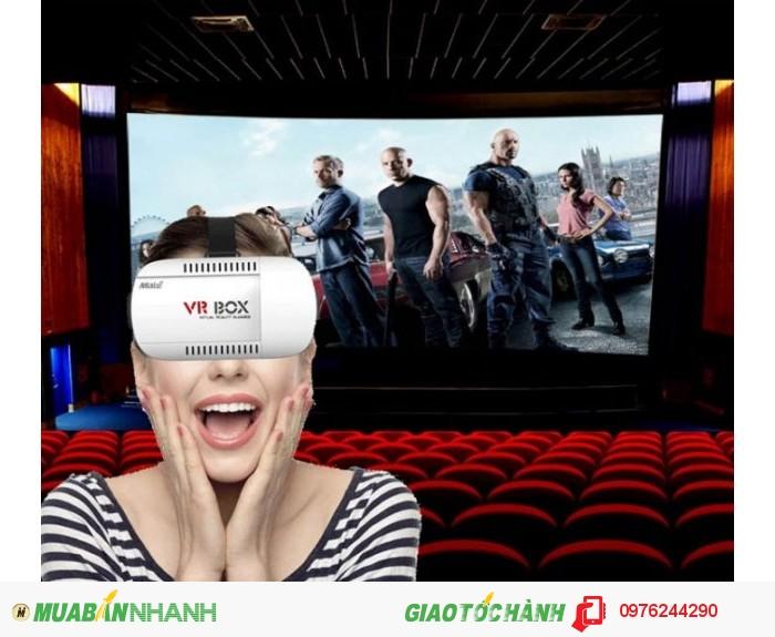 Kính 3D thực tế ảo VR Box 3D