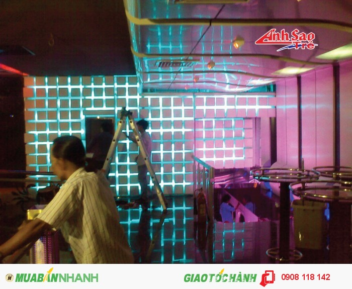 Trang trí LED mang lại cho không gian sự kiện của bạn trở nên chuyên nghiệp, nối bật, sang trọng. Hãy liên hệ với chúng tôi để được tư vấn miễn phí và được sở hữu sản phẩm phù hợp nhất với mong muốn của bạn.