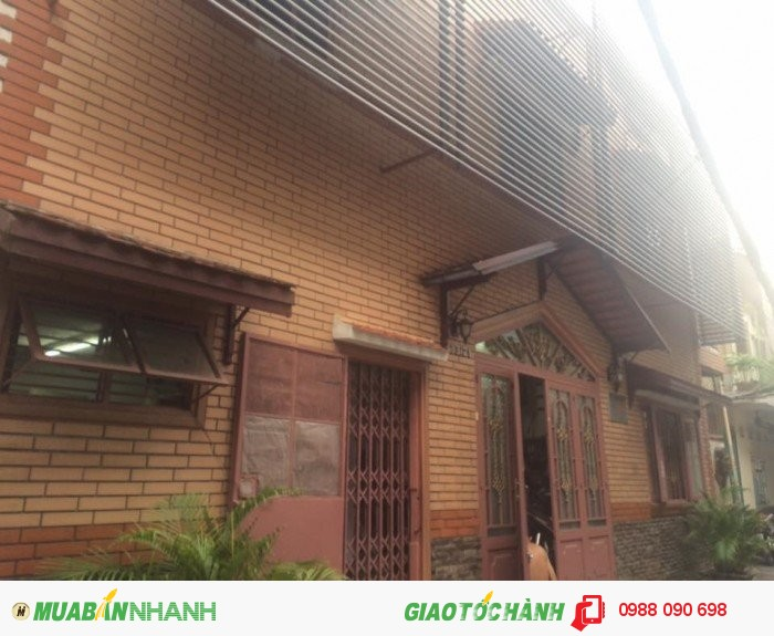 Bán nhà HXH Lê Văn Sĩ, P12, Q3. Diện tích 13x4( nở hậu)