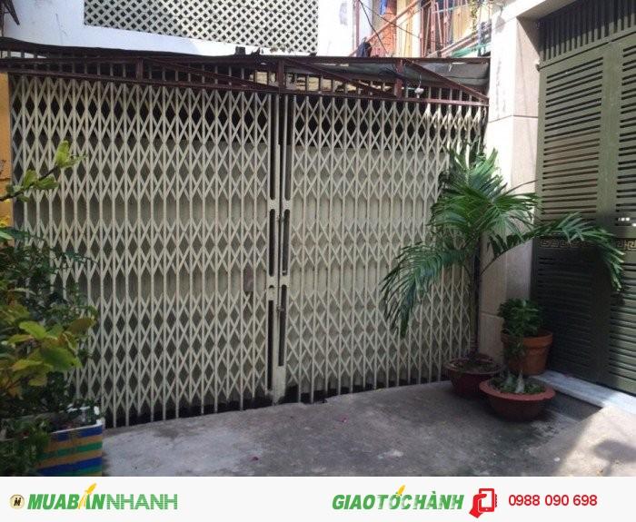 Bán nhà hẻm Phan Xích Long, P3,Q Phú Nhuận.DT 5,3x16m,