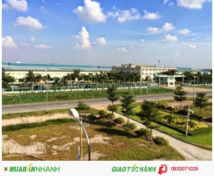 Đất thích hợp đầu tư xây trọ khu đô thị Bella vista - Tây Sài Gòn chỉ 3tr/m2