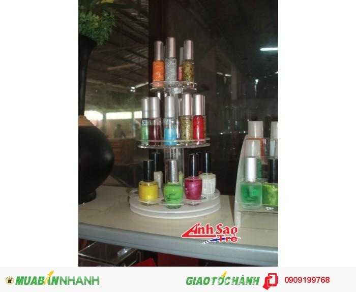 Sản xuất quày kệ trưng bày giá rẻ