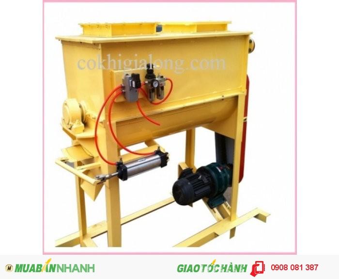 Máy trộn bột sản xuất tại thành phố hồ chí minh0