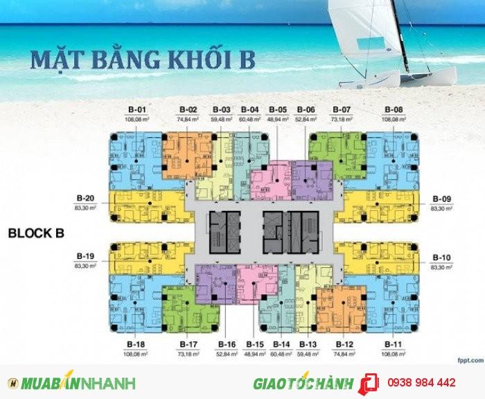 Cần chuyển nhượng căn hộ B5 tầng 8 dự án Vũng Tàu Melody