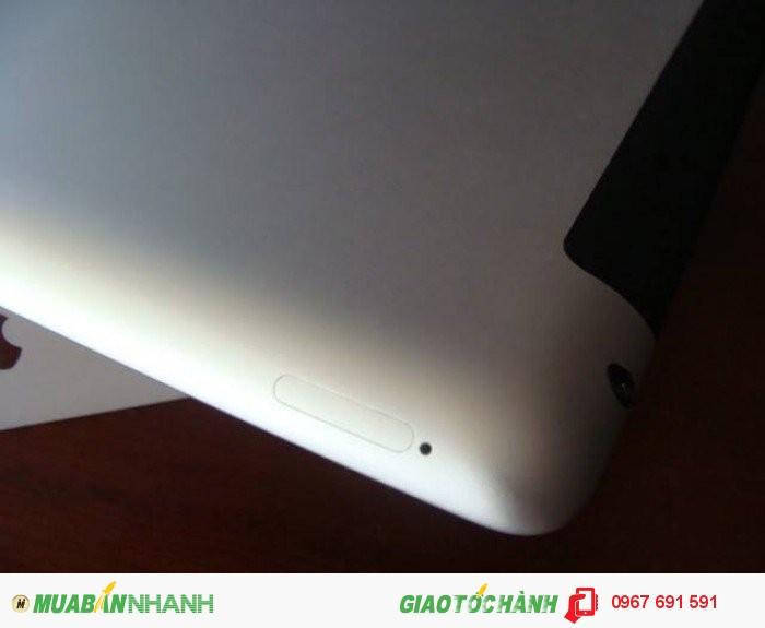 IPAD 4 16Gb Trắng WiFi + 4G Đã Qua Sử Dụng Đẹp Keng 99% Fullbox
