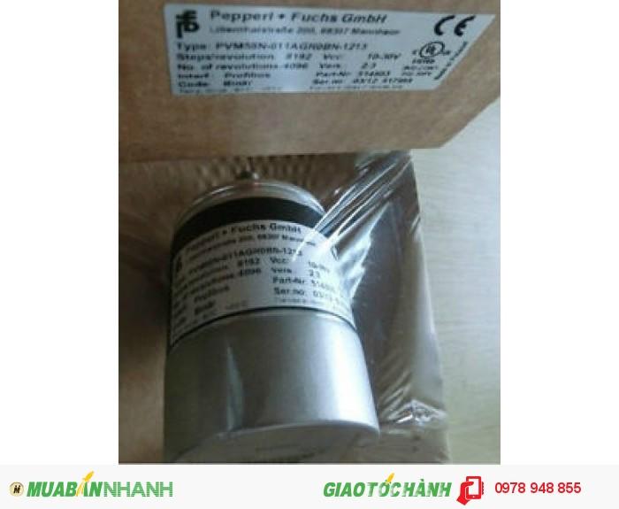 Encoder P+F model PVM58N-011AGR0BN-1213, 2
