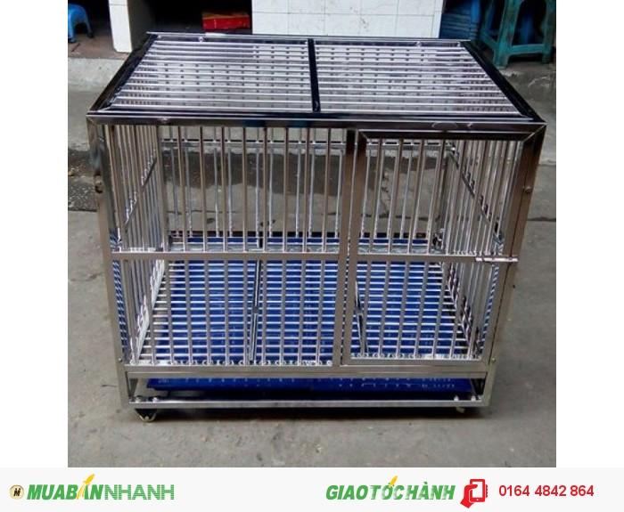 Chuồng Chó Inoc Lắp Ghép Xuất Khẩu KT9464800