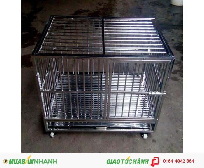 Chuồng Chó Inoc Lắp Ghép Xuất Khẩu KT7555600