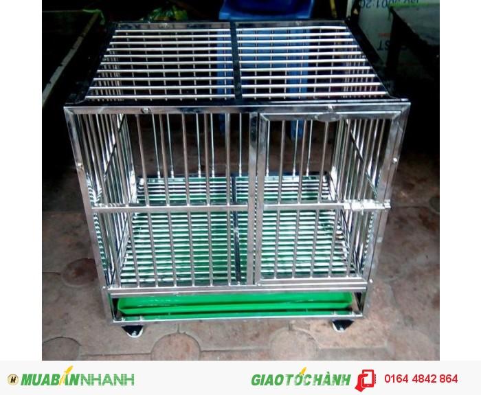 Chuồng Chó Inoc Lắp Ghép Xuất Khẩu 6552650