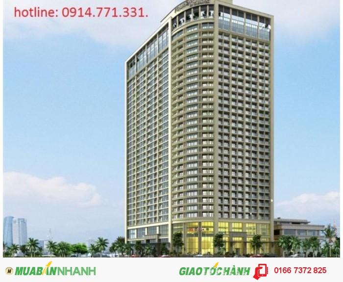 Căn hộ 5 sao Alphanam Luxury Apartment Đà Nẵng