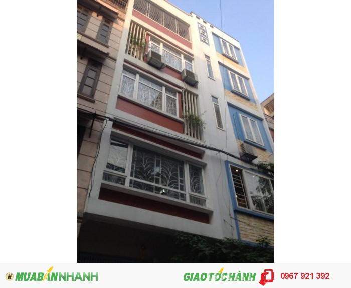 Đắc Địa Doanh-Nguyễn Chí Thanh, 60m2x5 tầng, mặt tiền 8m.
