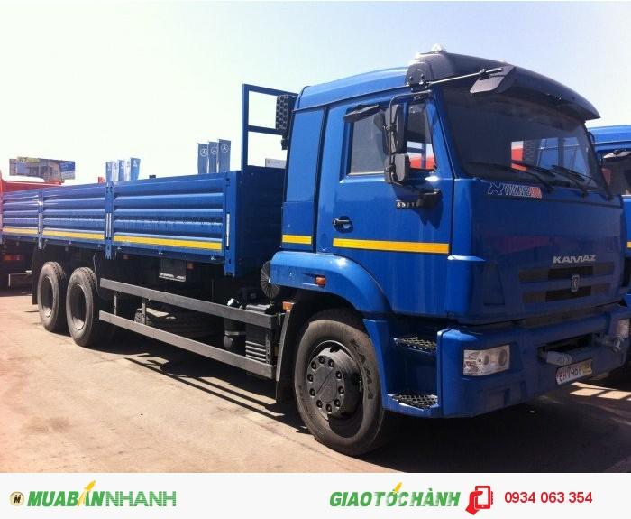 Xe tải 15 tấn Kamaz 3Chân 2 Cầu 65117,Trả Góp Giao Xe Toàn Quốc