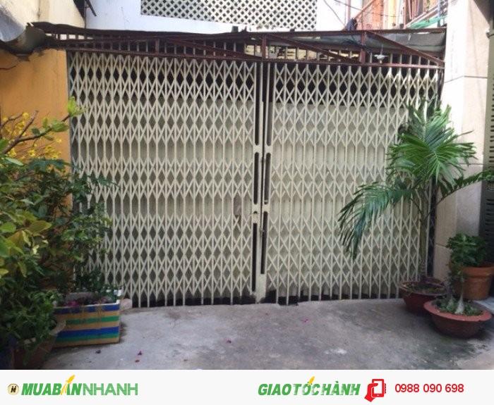 Bán nhà hẻm HXH đường Bành Văn Trân, P7, Tân Binh. DIện tích 3,7x24,5m