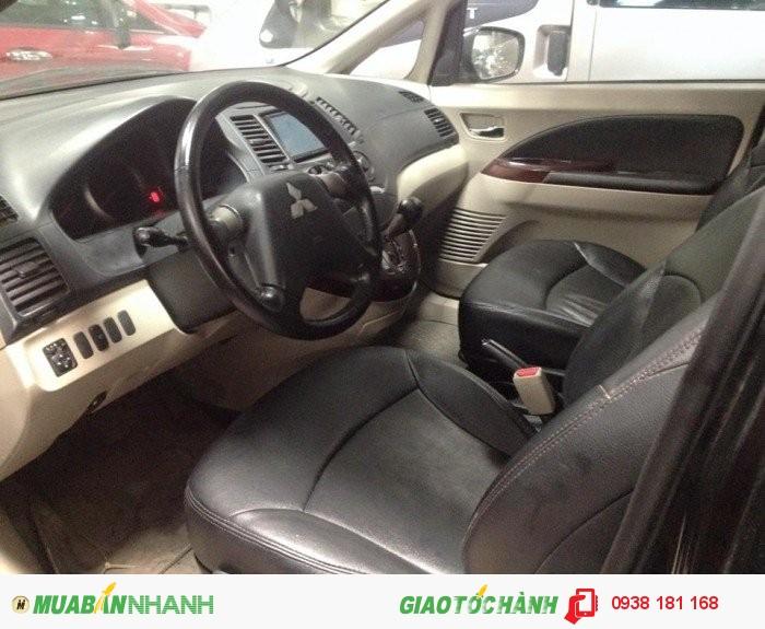 Mitsubishi Grandis sản xuất năm 2009 Số tự động Động cơ Xăng