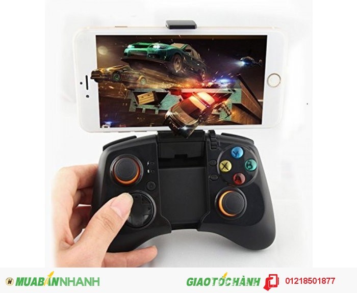 Ti-582 Wireless Bluetooth Game Gamepad Controller Joystick (Works for Samsung Gear VR Virtual Realit...