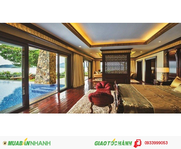 Bán biệt thự nghỉ dưỡng Vinpearl Luxury Nha Trang
