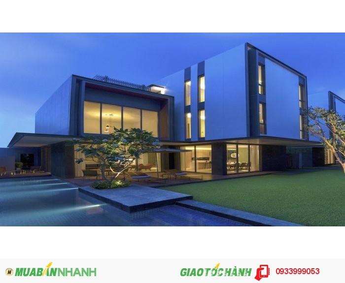 Bán biệt thự ven sông Sài Gòn Holm Residences Thảo Điền Quận 2