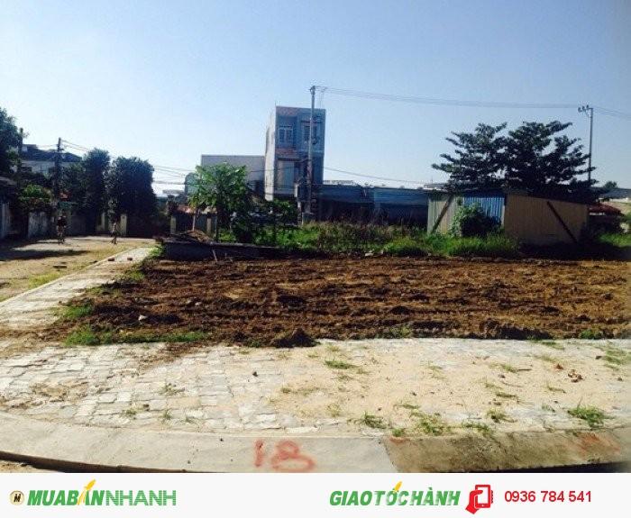 Sở hữu đất mặt tiền đối diện chợ gần đường Trường Chinh.