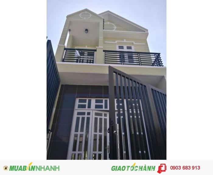 Bán nhà gấp! Nhà 1 trệt 1 lầu DT 79m2 góc 2 MT Lê Văn Lương