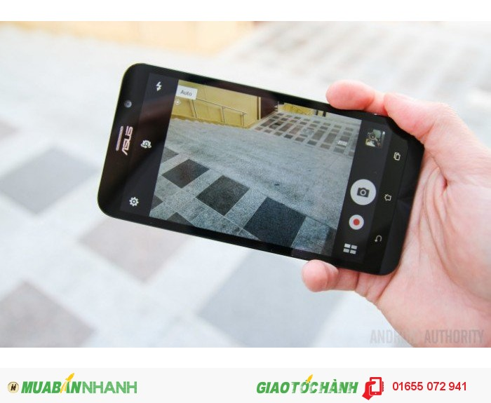 Smartphone giá rẻ Asus Zenfone C ZC451CG0