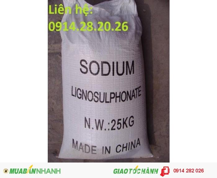 Bán Sodium Lignosulphonate,Natri Lignosulphonate0