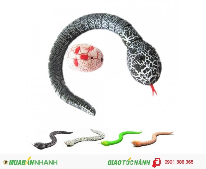 Đồ chơi trẻ em, đồ chơi điều khiển rắn từ xa - TA-ĐC03