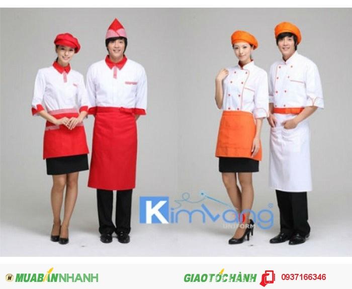 Đồng phục khách sạn đẹp, giá rẻ - Công ty May Kim Vàng0