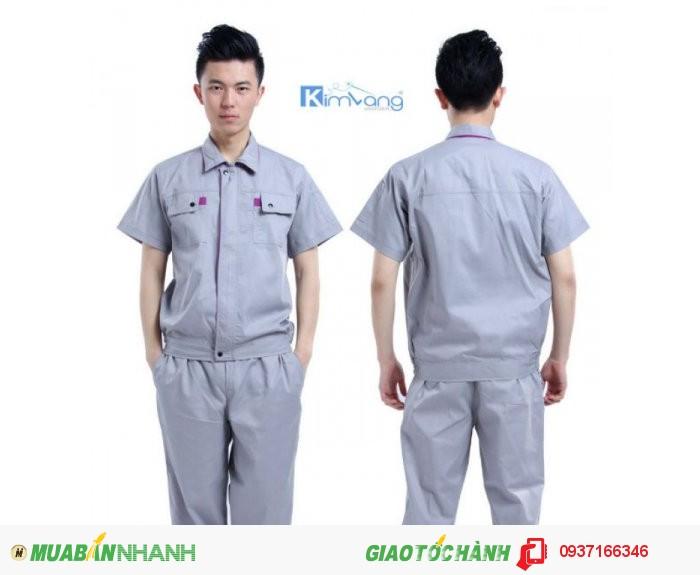 Đồng phục bảo trì khách sạn - Công ty May Kim Vàng1
