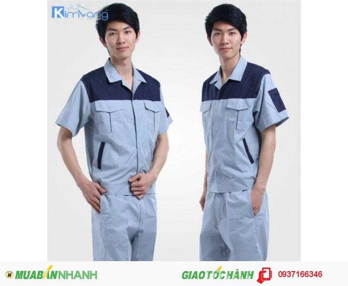 Đồng phục bảo trì khách sạn - Công ty May Kim Vàng2