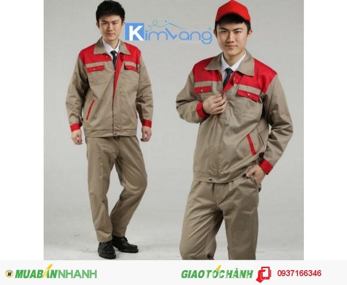 Đồng phục bảo trì khách sạn - Công ty May Kim Vàng3