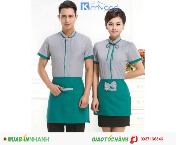 Đồng phục pha chế - Công ty May Kim Vàng3