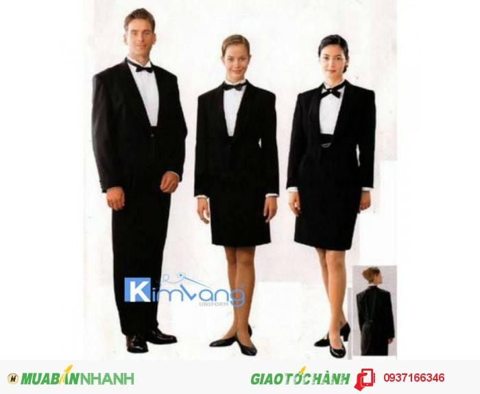 May đồng phục quản lý khách sạn theo yêu cầu - Công ty May Kim Vàng2