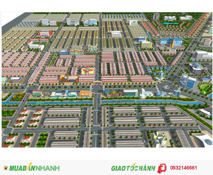 Chỉ 270tr/nền khu đô thị thương mại Golden center city, MT QL 13