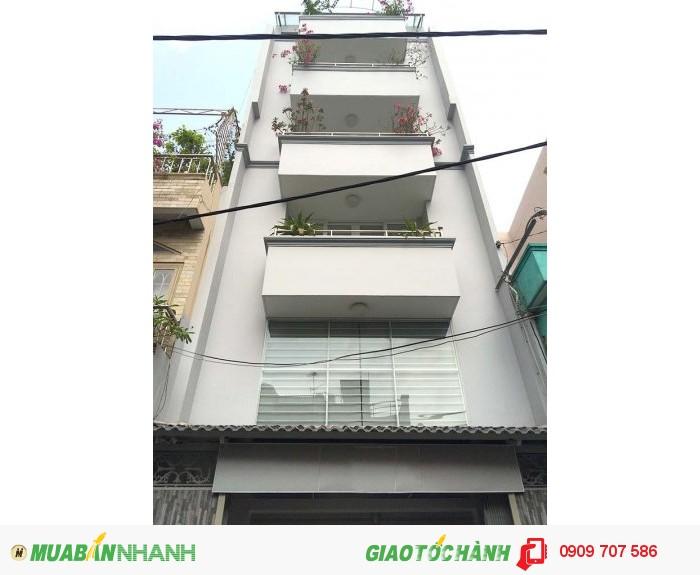Nhà bán quận Phú Nhuận, đang cho thuê 140 triệu/ tháng, giá chỉ 17 tỷ
