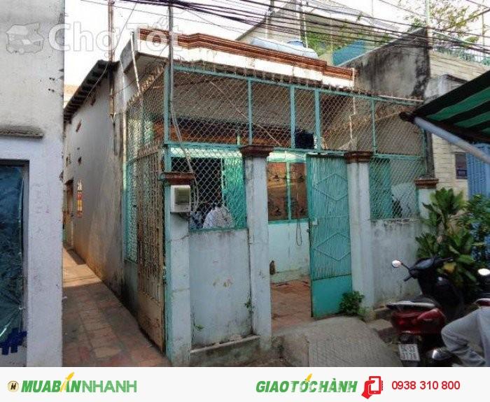 Bán nhà hẻm 5m Nguyễn Duy Dương, P.04,Q.10, diện tích, 3.5 x9m, nhà cũ. Giá 1,95 tỷ