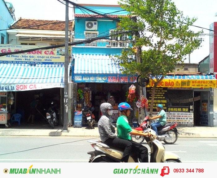 Bán nhà hai mặt tiền, 533 Cách Mạng Tháng 8, P.Hòa Bình, TP.Biên Hoà, Đồng Nai