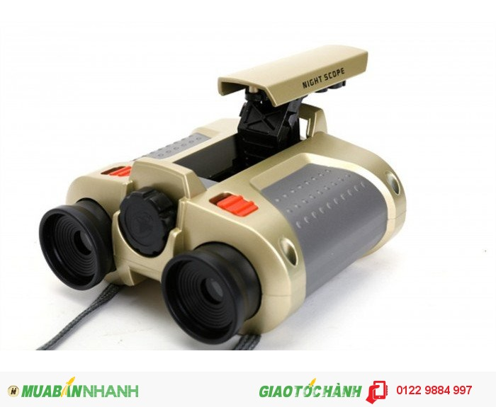Ống Nhòm Night Scope Cho Bé