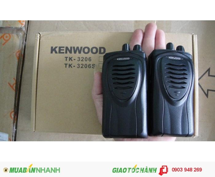 Bộ Đàm KENWOOD TK-3206 MỚI 100% hàng nhập khẩu