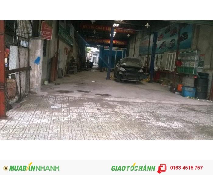 Cho thuê mặt bằng tự do xây dựng Nguyễn Oanh, P.17, GV DT 400m2