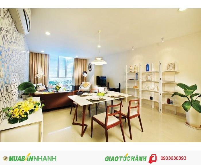 Bán căn hộ 2 phòng ngủ giá tốt nhất khu vực Bàu Cát quận Tân Bình
