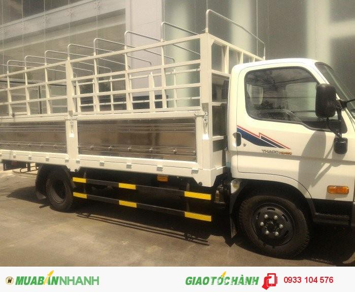 Bán xe hyundai HD450 3.6 tấn cũ đời 2015 tại Tây Ninh 0
