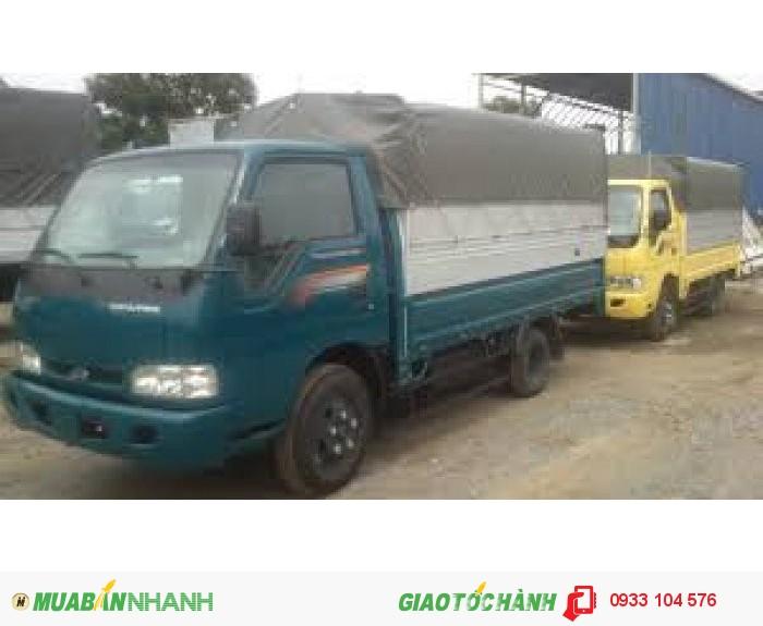 Bán xe  KIA 2.4 tấn Tây Ninh 0
