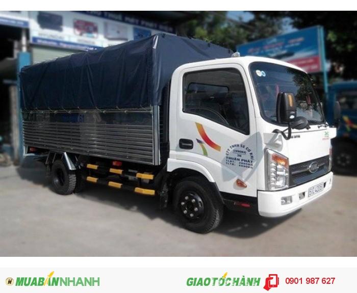 xe tải 2.4t vào thành phố
