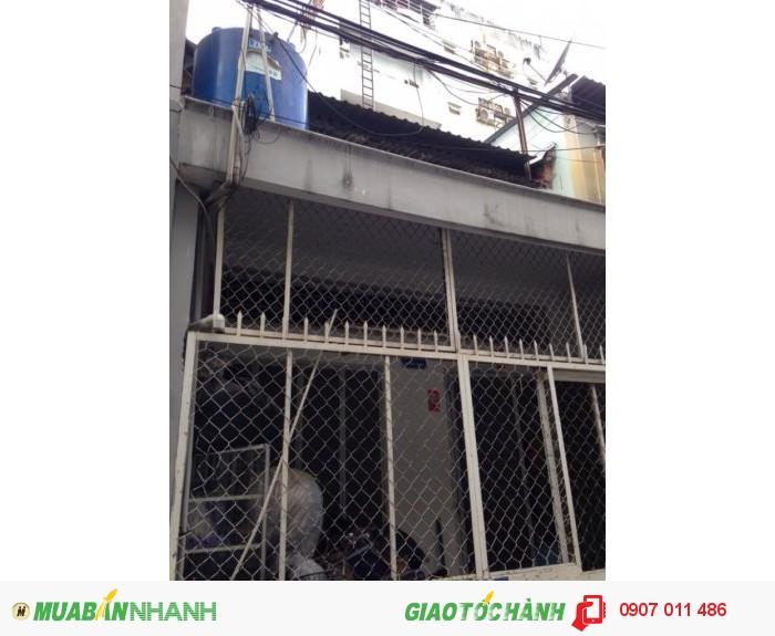 Bán đất Cầu Xéo, Tân Phú, diện tích 40m2, giá 1.65tỷ