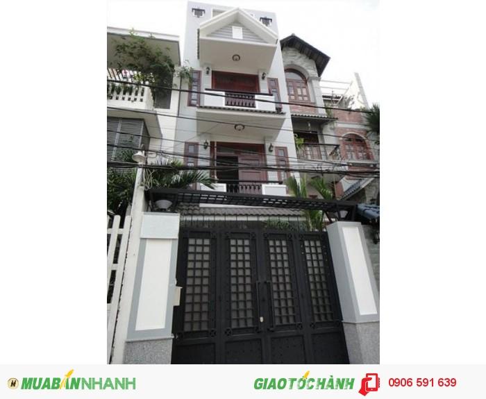 Bán nhà Đường BÀNH VĂN TRẤN,P7 ,QTB. 480M2. giá 20 tỷ