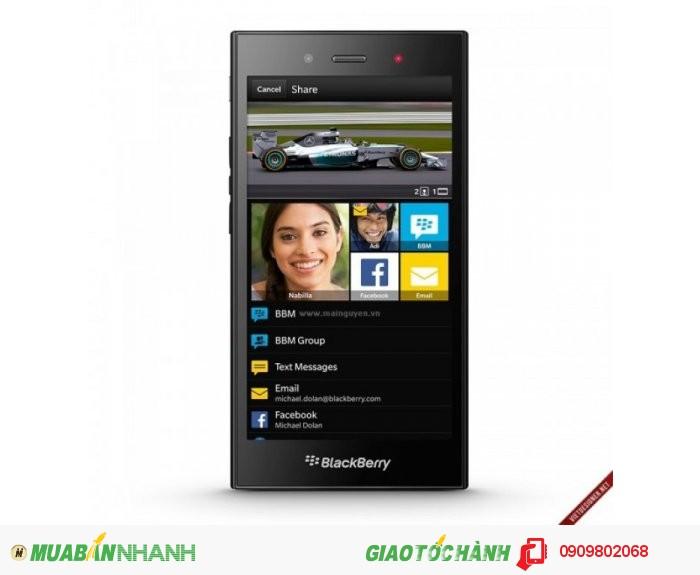Cần bán máy Blackberry Z3 full box 100%!0