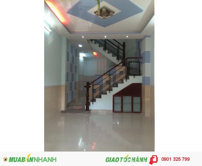 Nhà 4x14m Đúc 3,5 Tấm Đường Ht37 Vào 20m,Bên Hông Siêu Thị Metro Hiệp Phú Q12